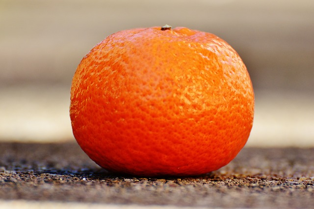 Difference between Mandarin and Tangerine