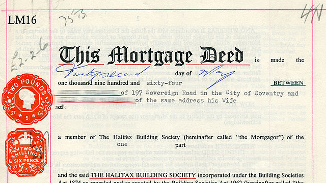 Difference Between Deed and Title