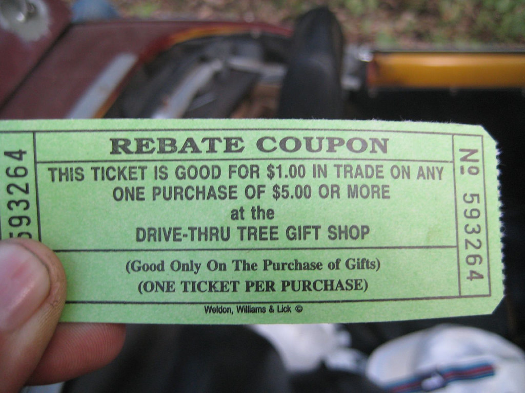 Difference Between Rebate and Discount