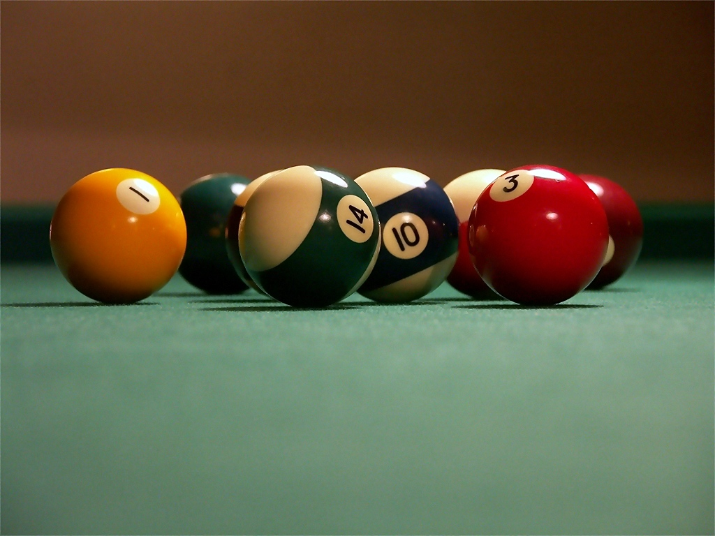 Difference Between Billiards and Pool