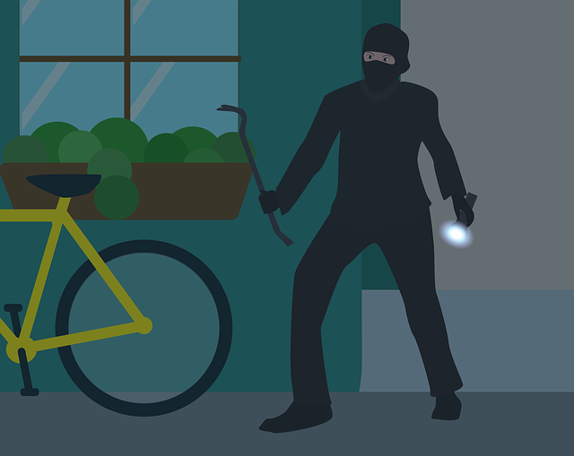 Difference Between Burglary and Theft