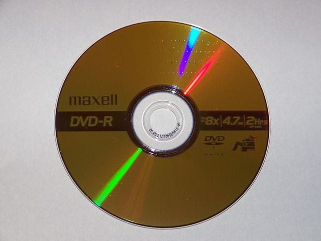 Difference Between DVD-R and DVD+R