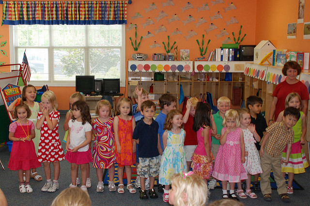 Difference Between Preschool and Pre K