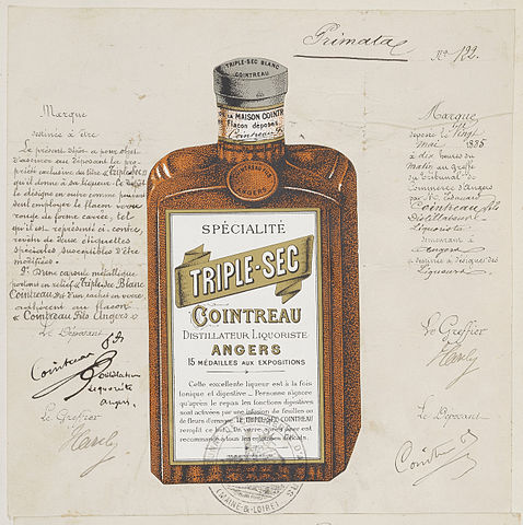 Difference Between Triple Sec and Cointreau