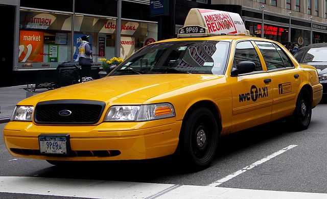 Difference Between Taxi and Cab