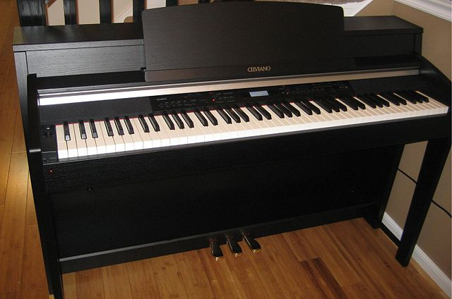 Differences Between Piano and Casio