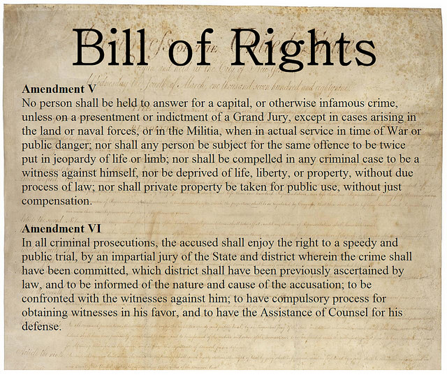 Difference Between Constitution and Bill of Rights