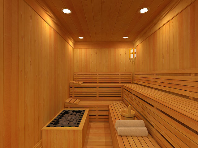 Difference Between Sauna and Steam
