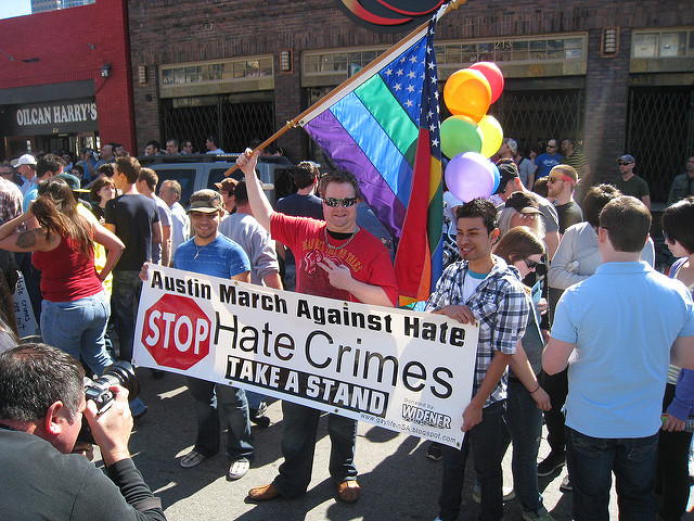 Difference Between Terrorism and Hate Crime