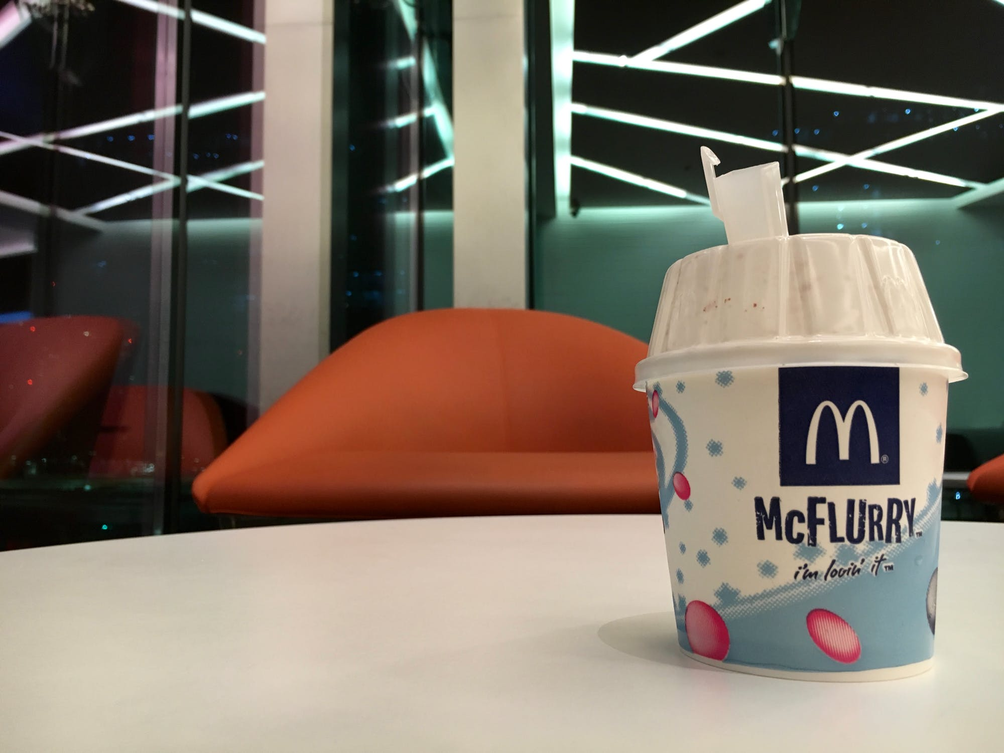 Difference Between Blizzard and McFlurry