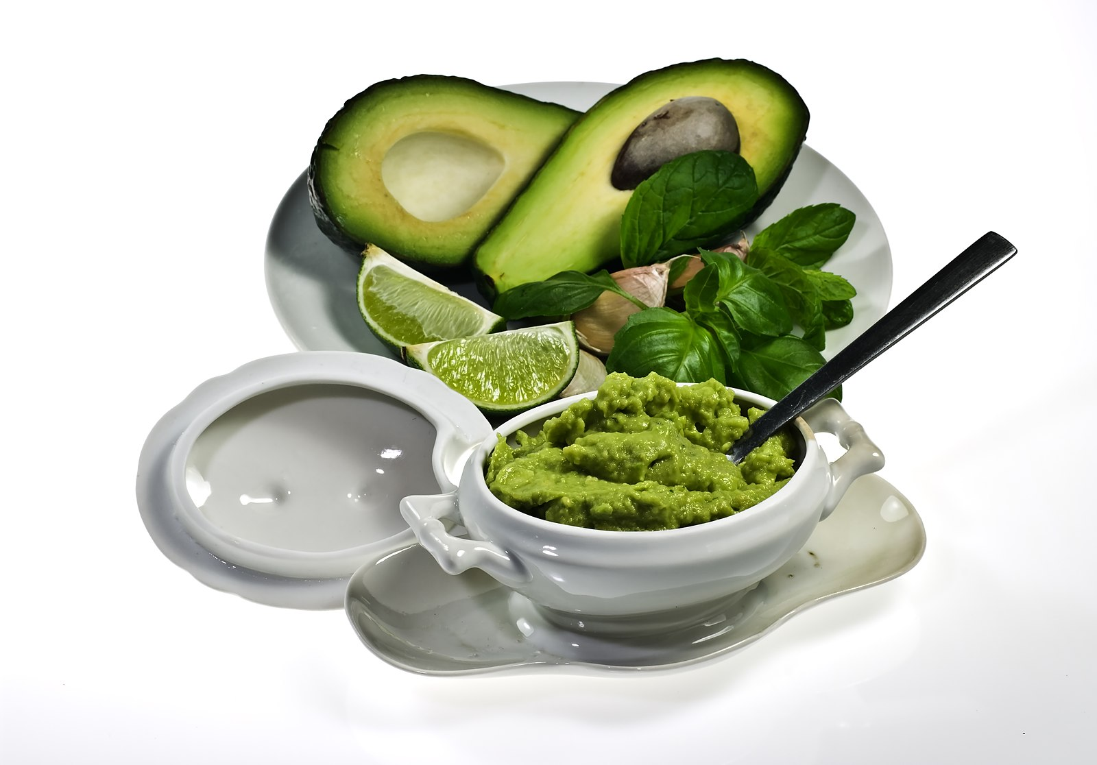 Difference Between Guacamole and Avocado