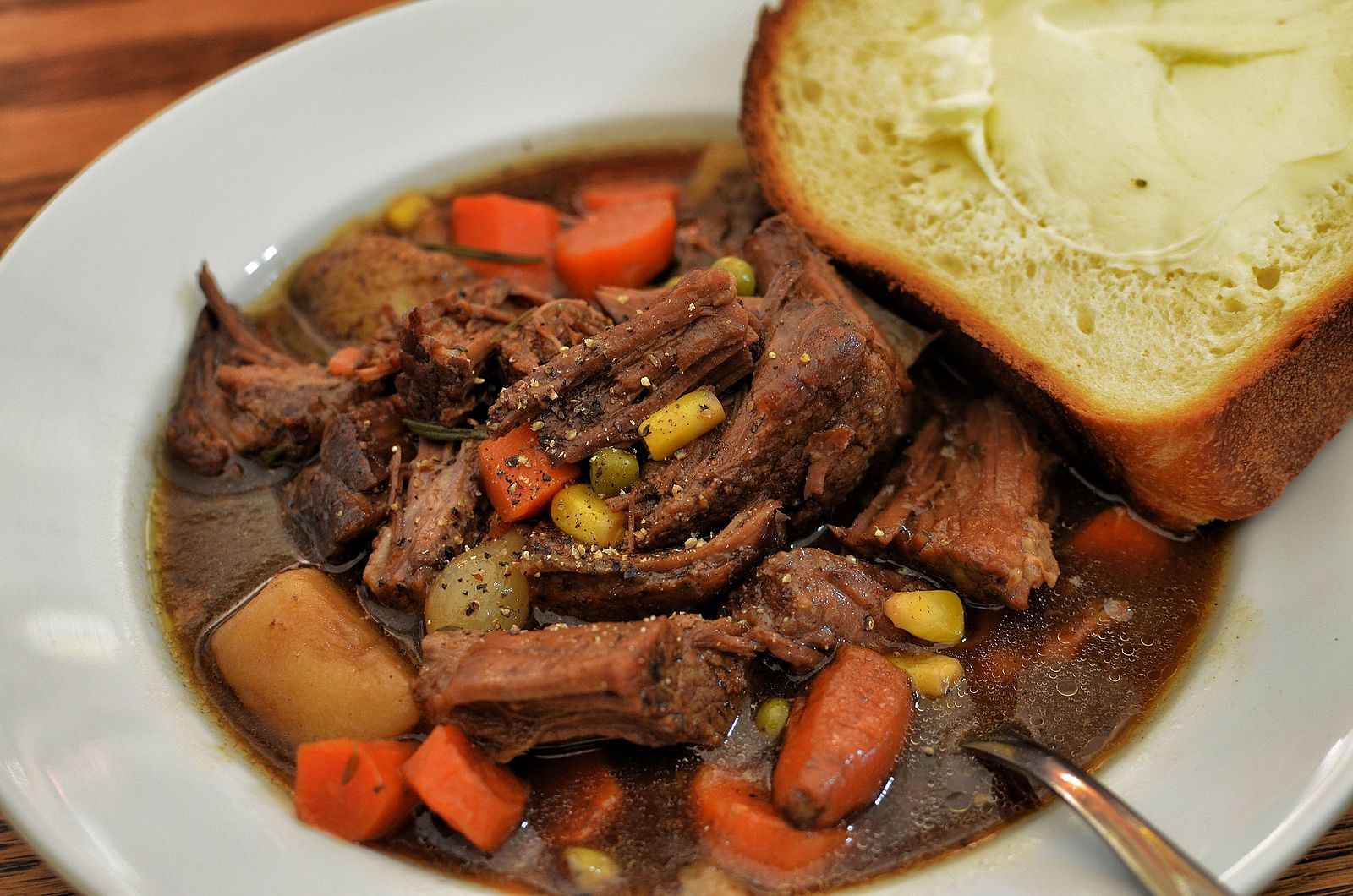 Difference Between Pot Roast and Beef Stew
