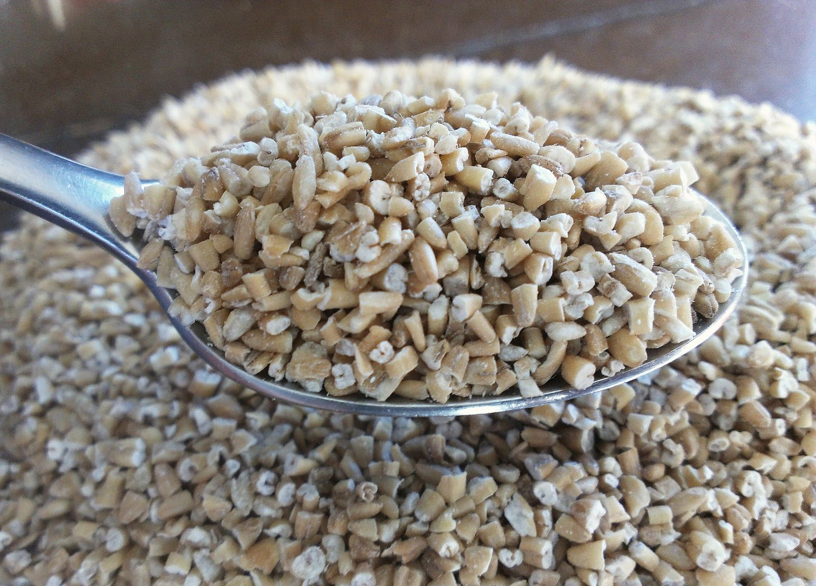 Difference Between Steel cut Oats and Rolled Oats