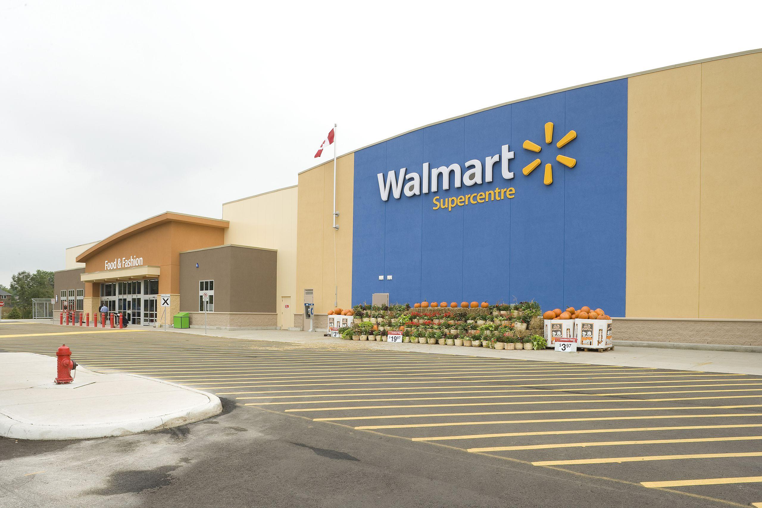 Difference Between Walmart and Walmart Supercenter
