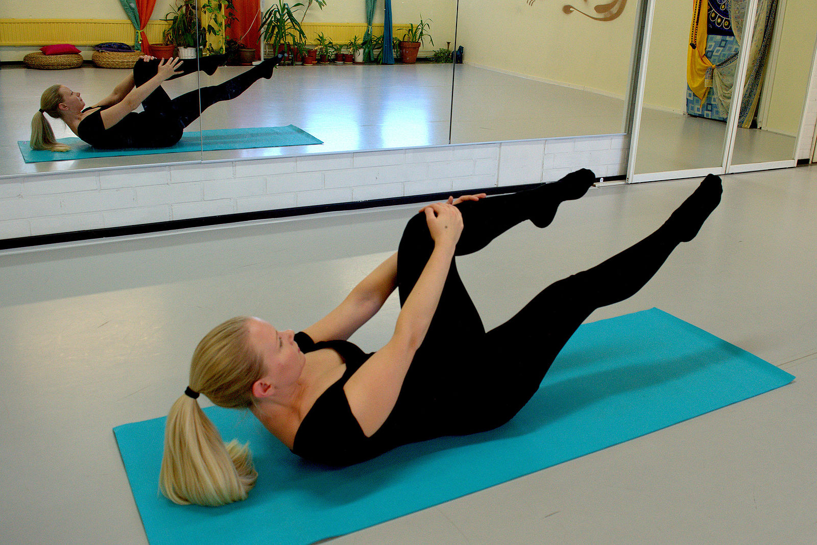 Difference between Dynamic Stretching and Static Stretching