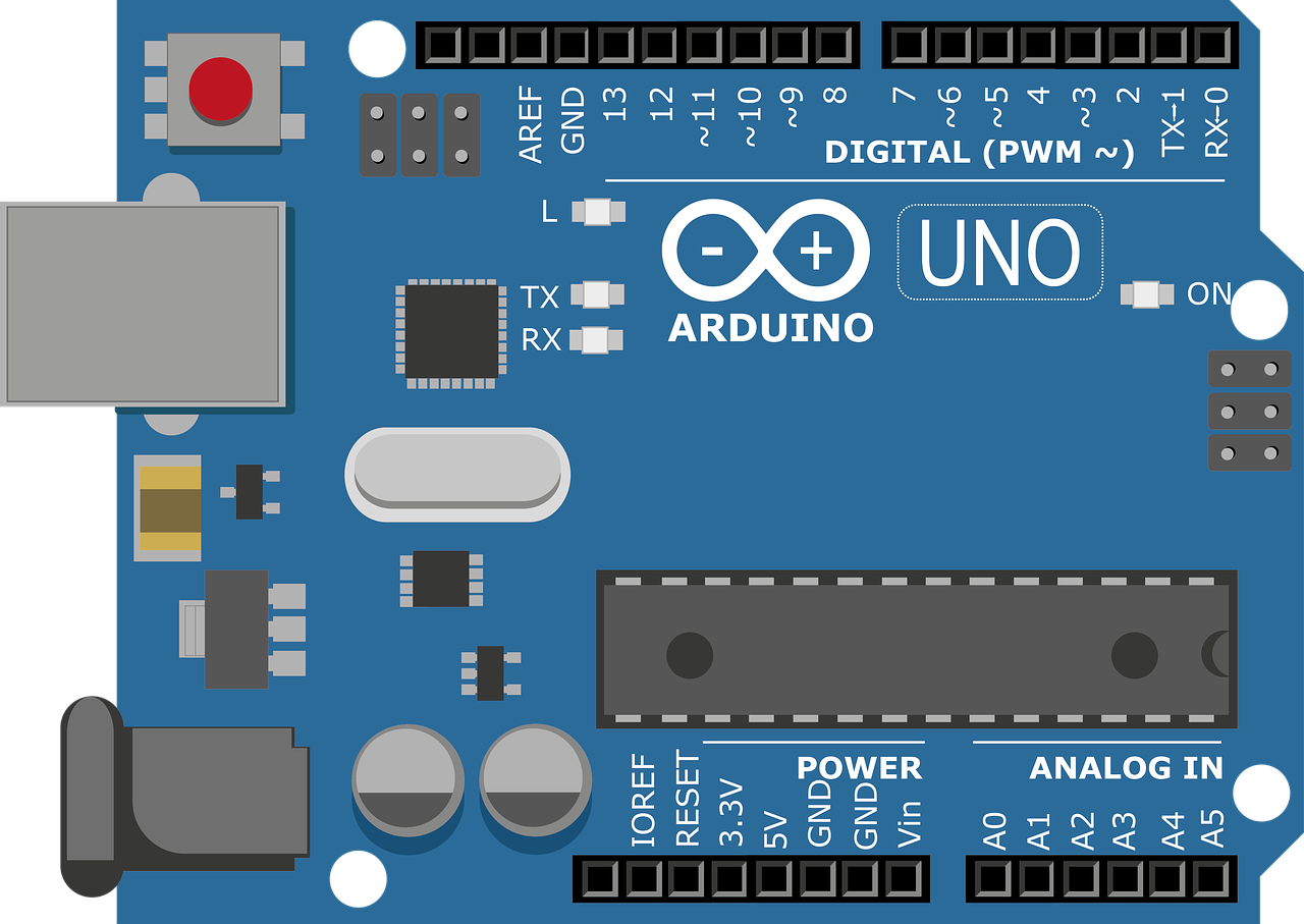 Difference Between Arduino and 8051 Microcontroller
