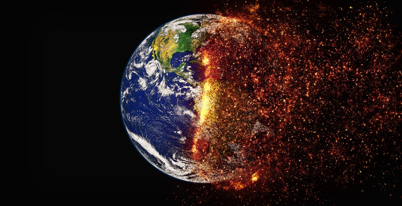 Difference Between Global Warming and Globalization