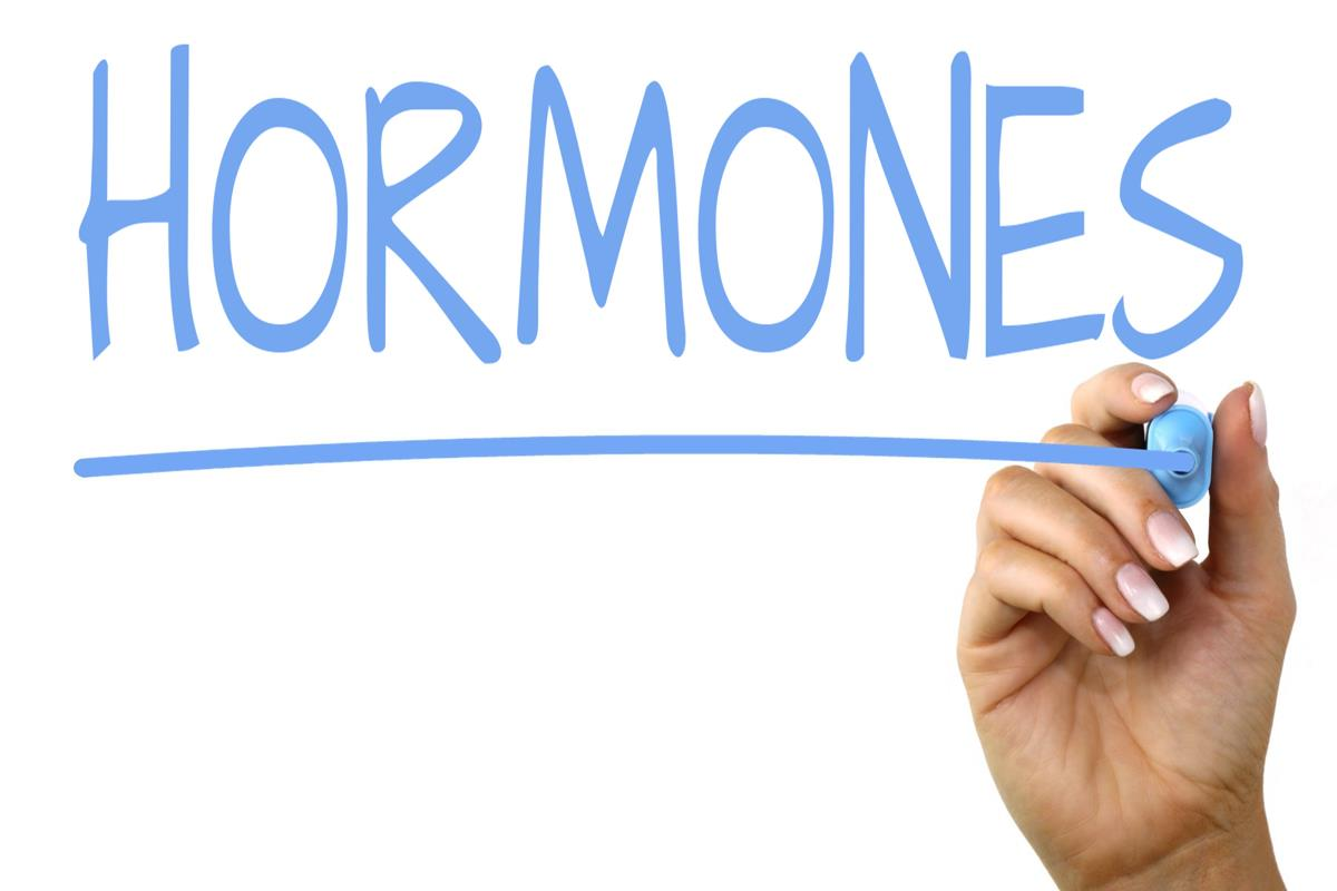 Difference Between Thyroid and Hormones.