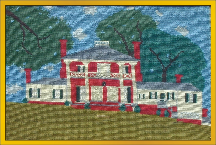 Difference between Needlepoint and Cross Stitch