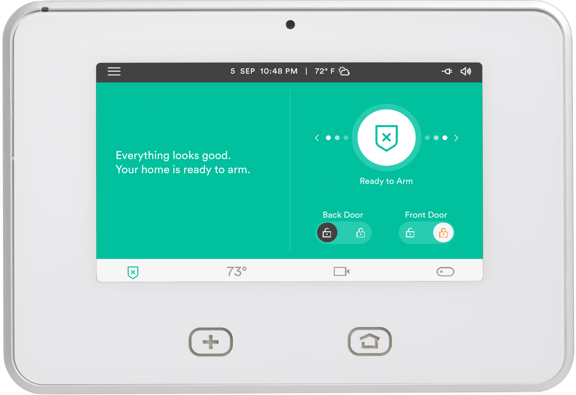 Difference Between Nest and SimpliSafe