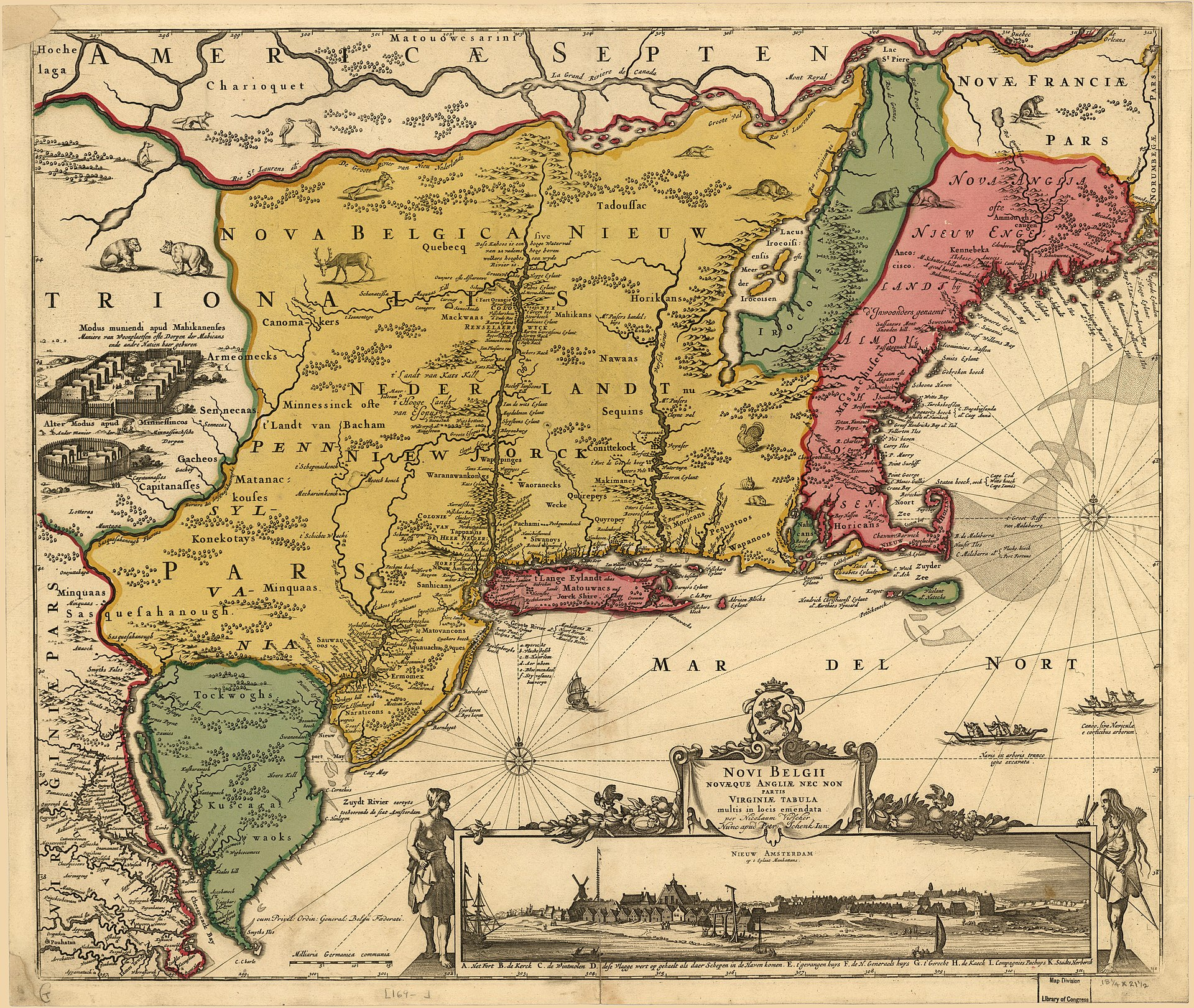 Difference BetweenNew England Colonies and Southern Colonies