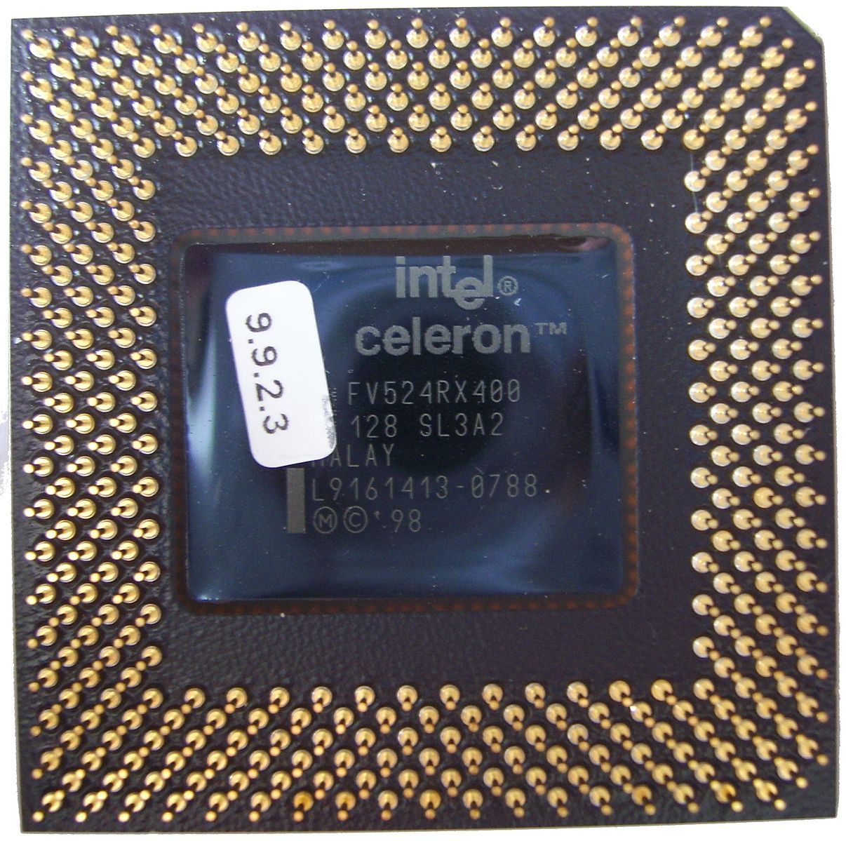 Difference Between Pentium and Celeron