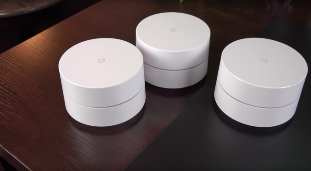Difference Between Google WiFi and Eero