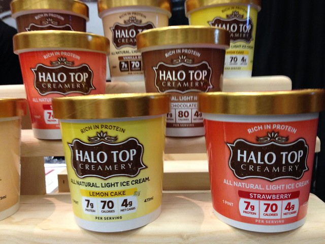Difference Between Enlightened  Ice Cream and Halo Top Ice cream