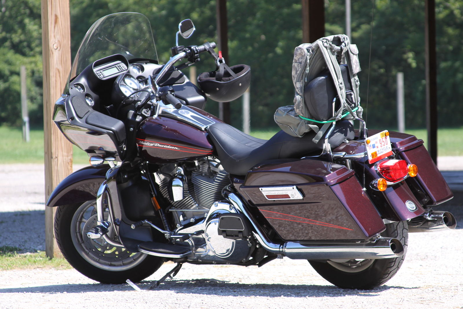 Difference Between Road Glide and Street Glide