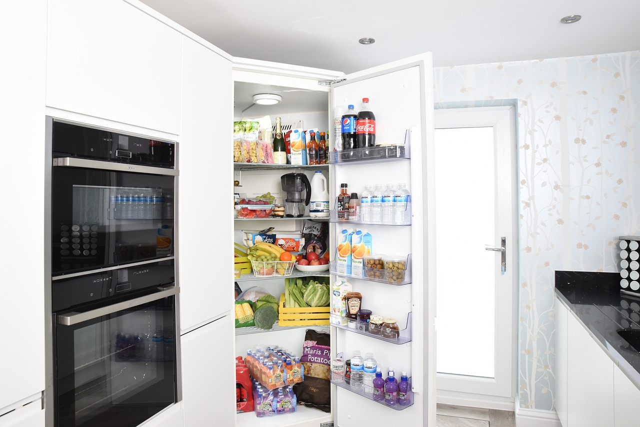 Difference between Counter Depth and Regular Fridge