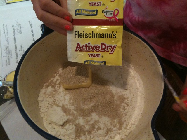 Differences Between Active Dry Yeast and Instant Yeast