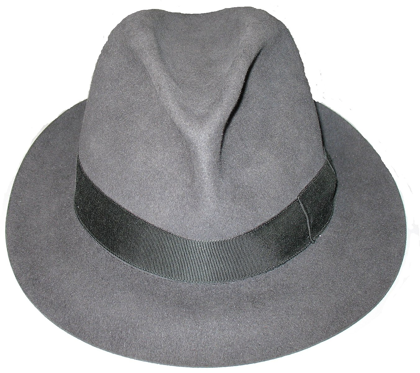 Difference Between Fedora and Homburg