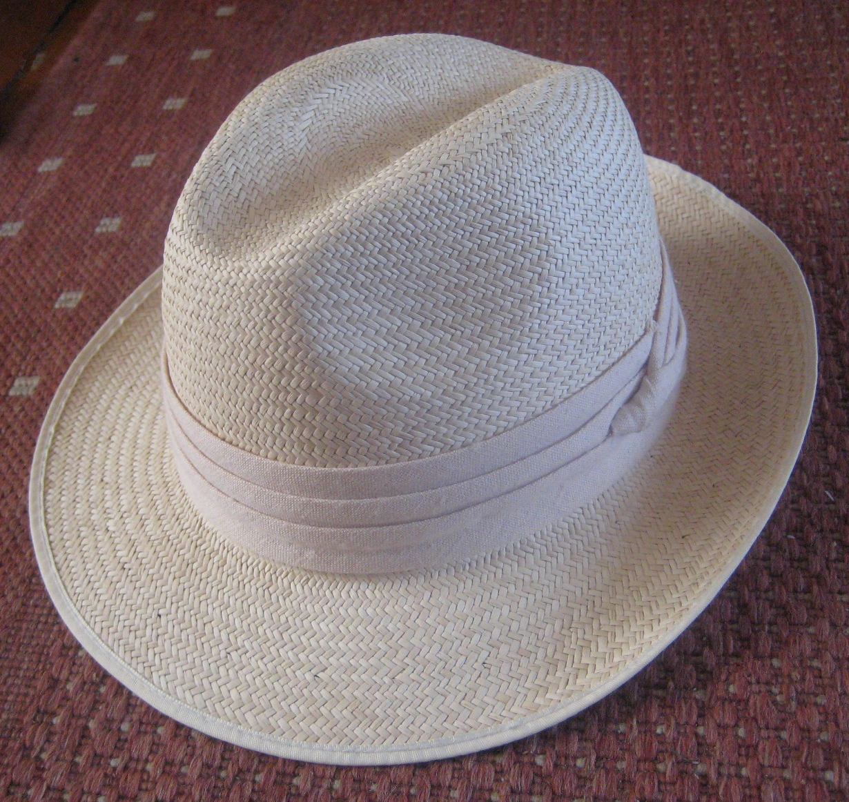 Difference between Panama Hats and Fedora Hats