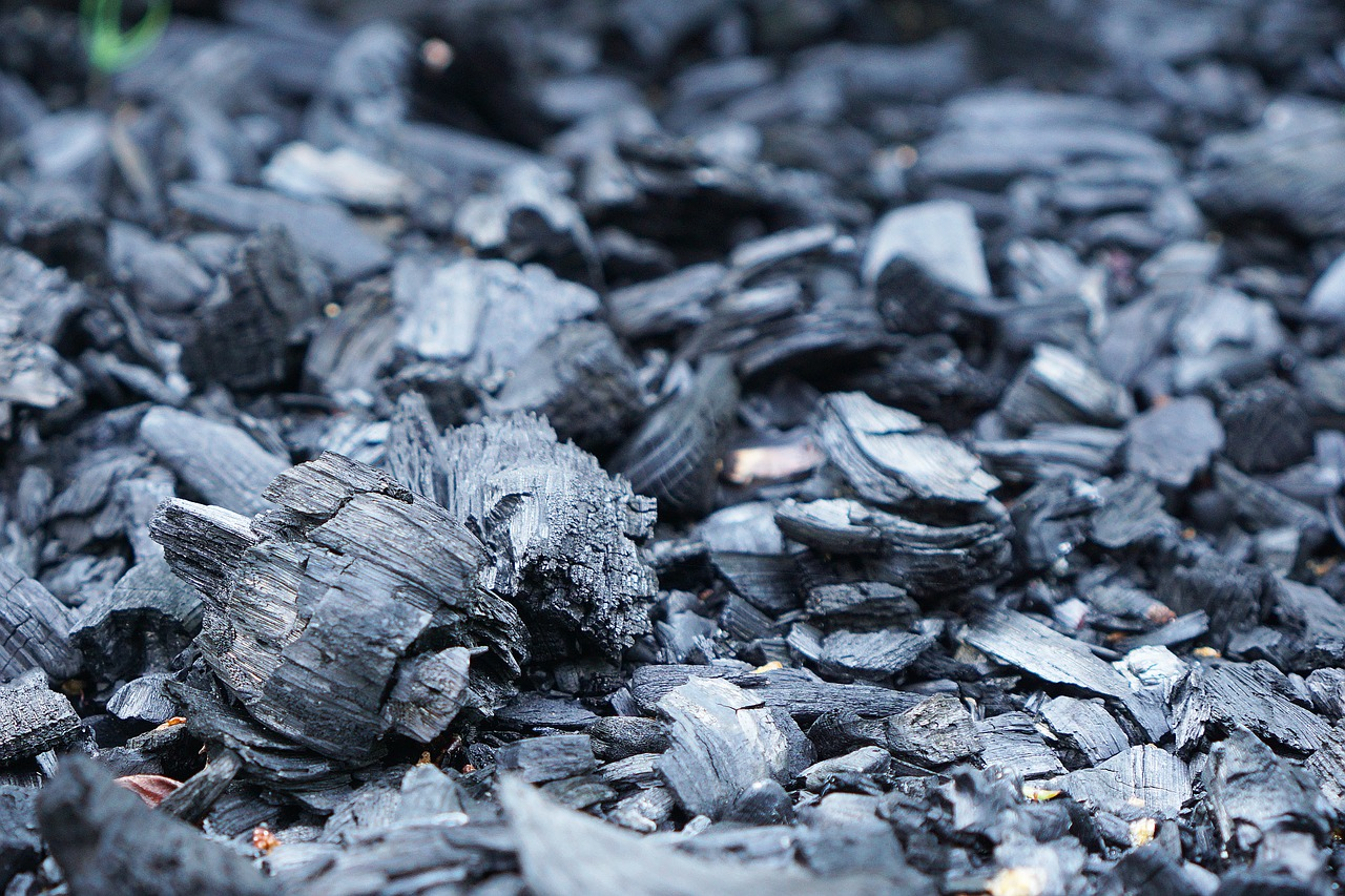 Difference Between Charcoal and Activated Charcoal