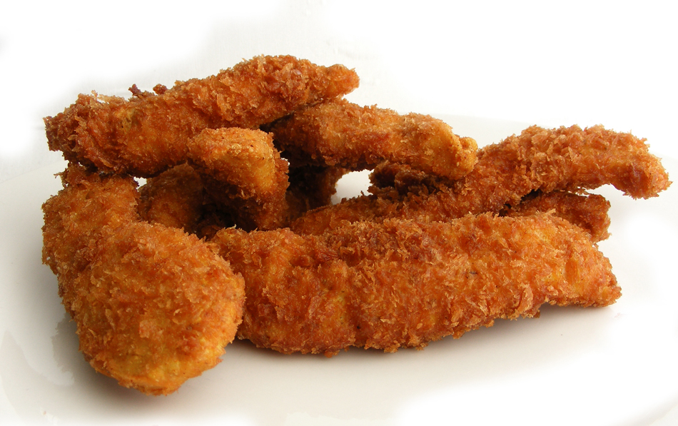 Difference between Chicken Tenders and Chicken Fingers