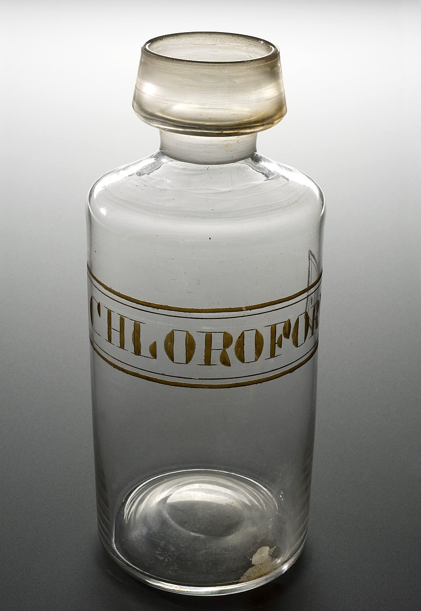 Difference Between Acetone and Chloroform