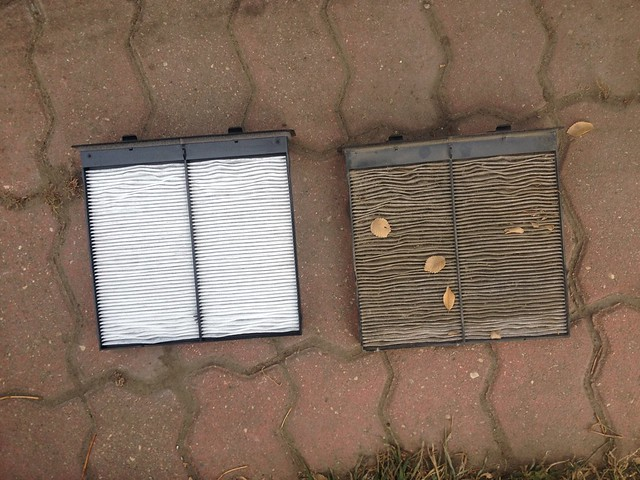 Difference Between Air Filter and Cabin Filter
