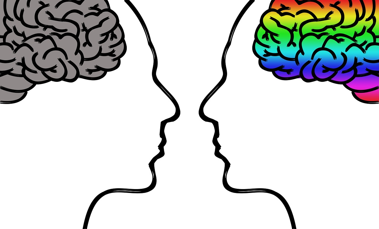 Human Body Psychology Thoughts Head Brain Face