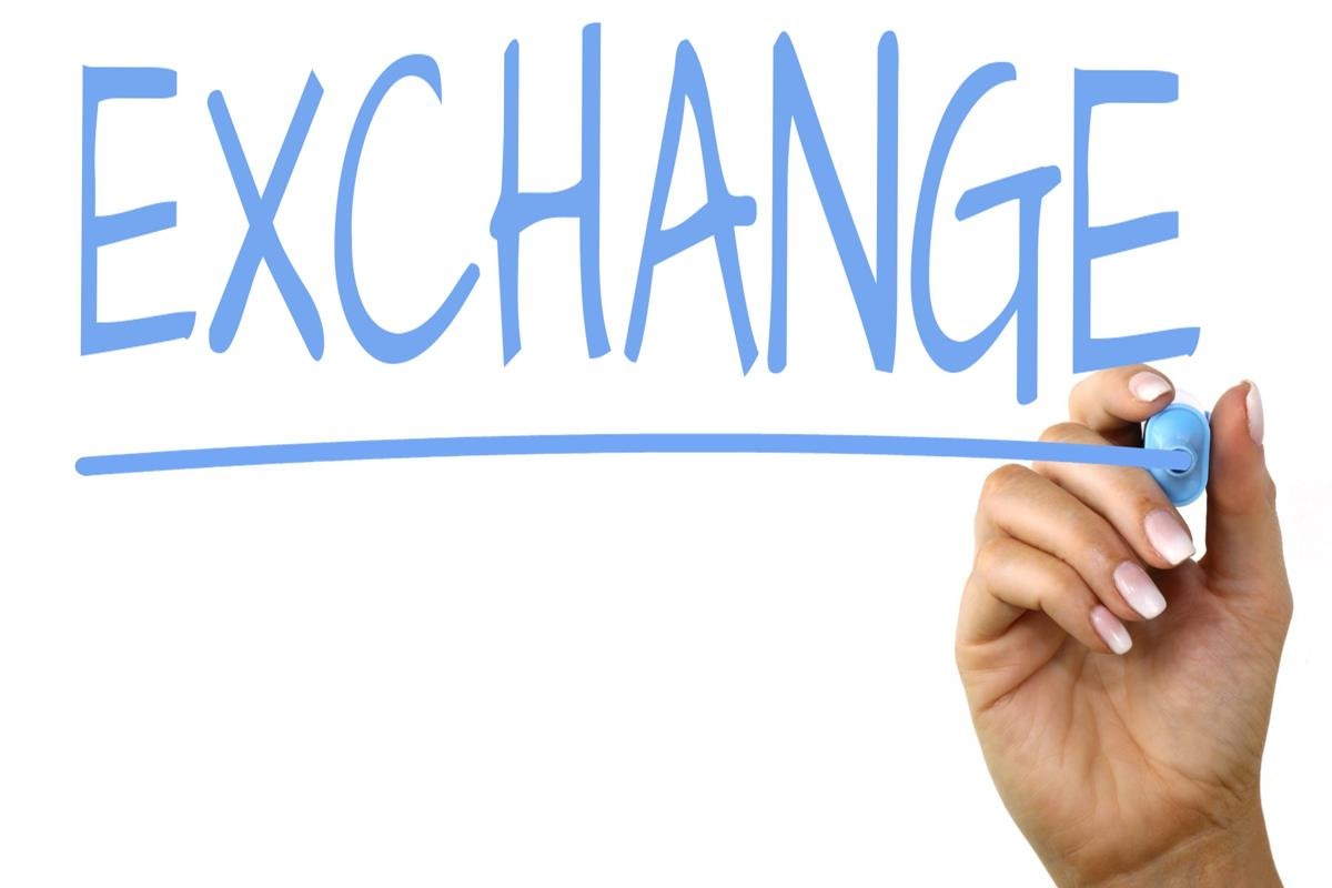 Difference Between Transaction and Exchange