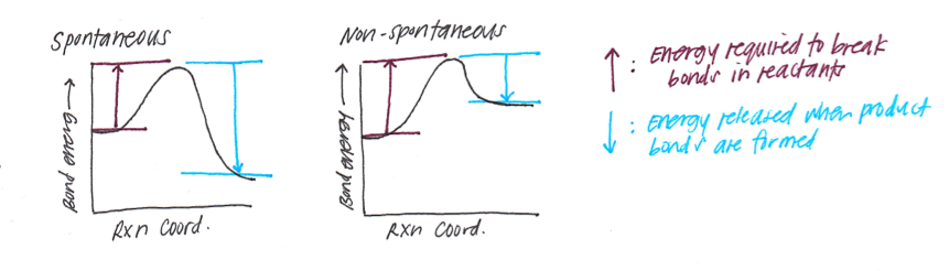 Difference Between Bond Energy and Bond Dissociation Energy (Enthalpy)
