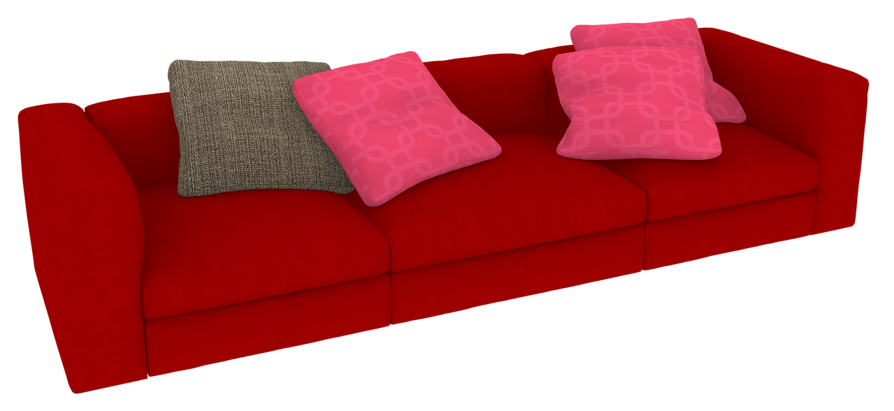 Difference Between a Sofa and Loveseat