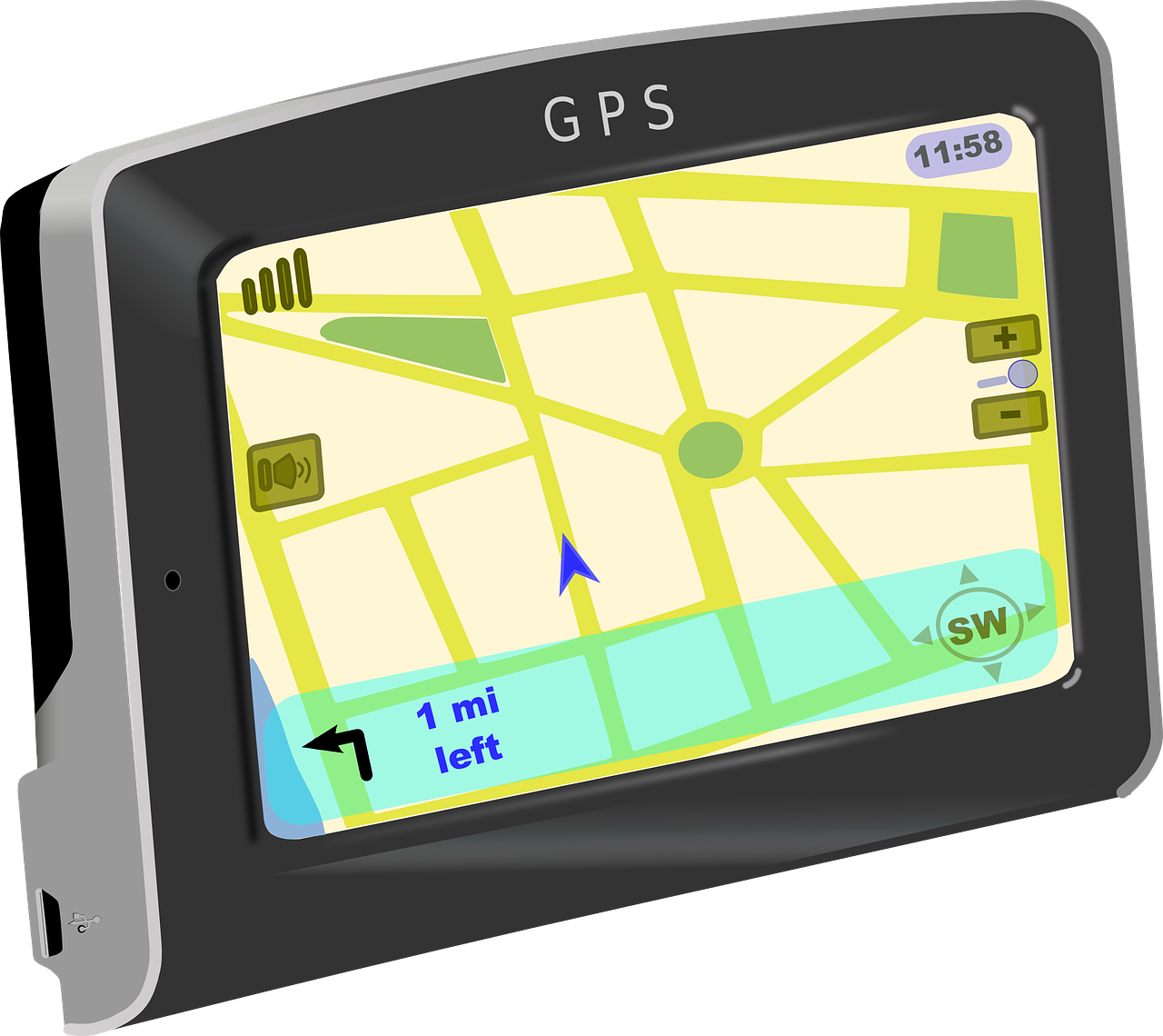 Difference Between GPS and Satellite Navigation System