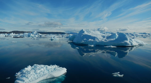 Difference Between Sea Ice and Land Ice