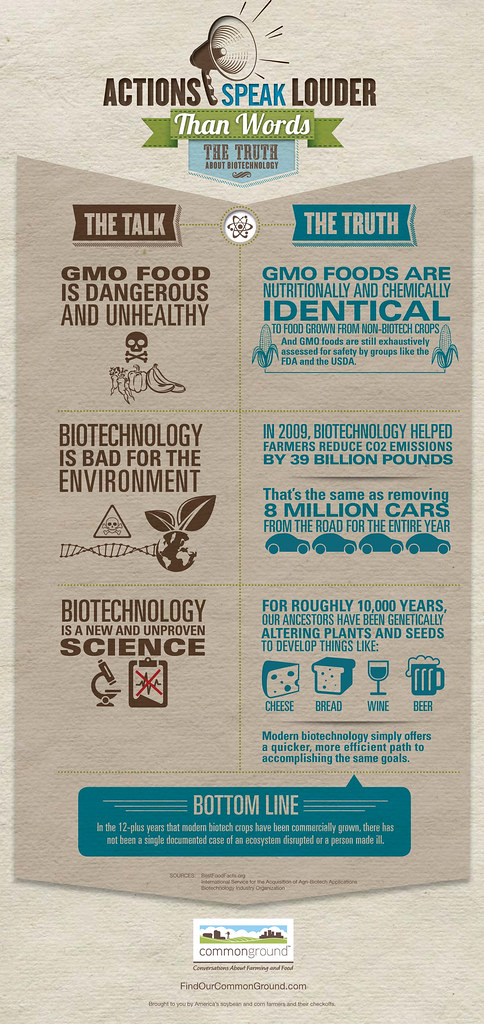 Difference B etween Traditional and Modern Biotech