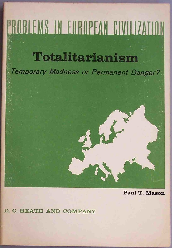 Difference Between Absolutism and Totalitarianism