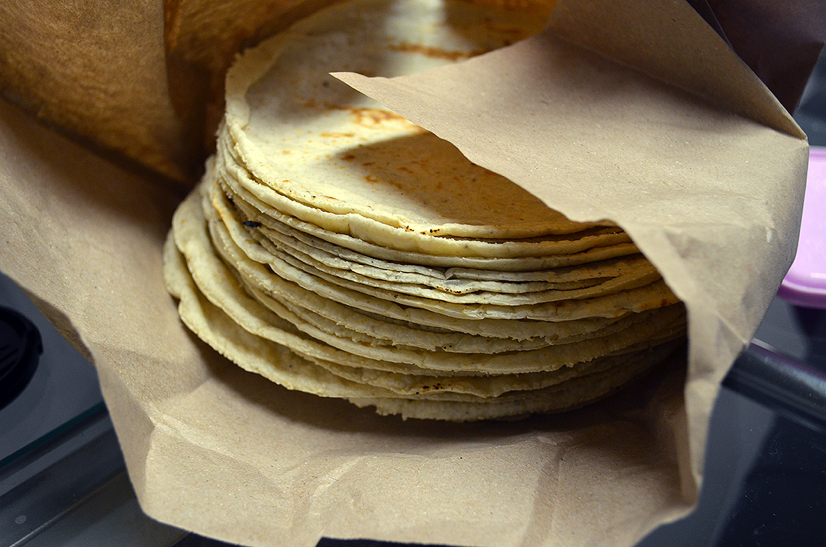 Difference Between Tortilla and Wrap