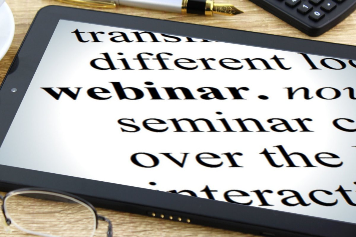 Difference Between Webinar and Meeting Zoom