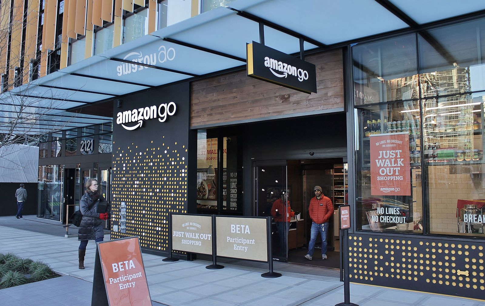 Difference Between Amazon Go and Competitors
