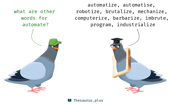 Difference Between Automate and Automatize