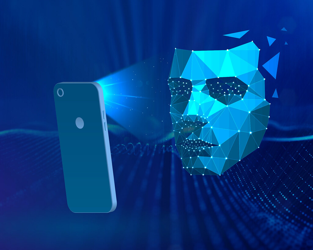 Difference Between Facial Recognition and Face ID